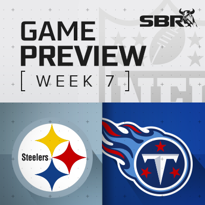 Steelers vs. Titans: NFL Week 7 Picks and Game Predictions
