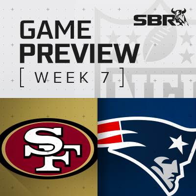 49ers vs. Patriots: NFL Week 7 Picks and Game Predictions