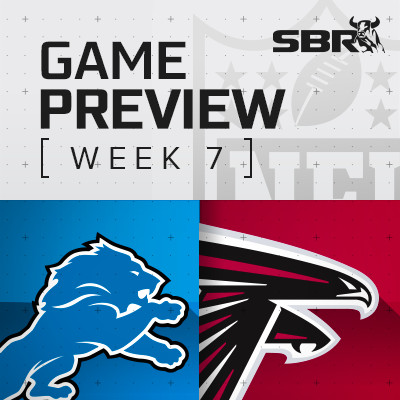 Lions vs. Falcons: NFL Week 7 Picks and Game Predictions