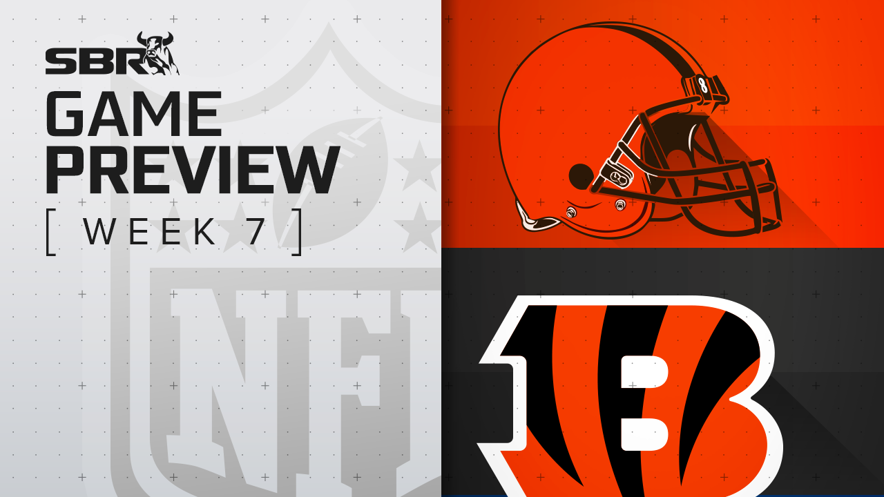 Browns vs. Bengals: NFL Week 7 Picks and Game Predictions