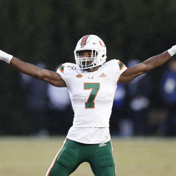 Virginia vs. Miami: NCAAF Week 8 ACC Showdown, Who Will Win