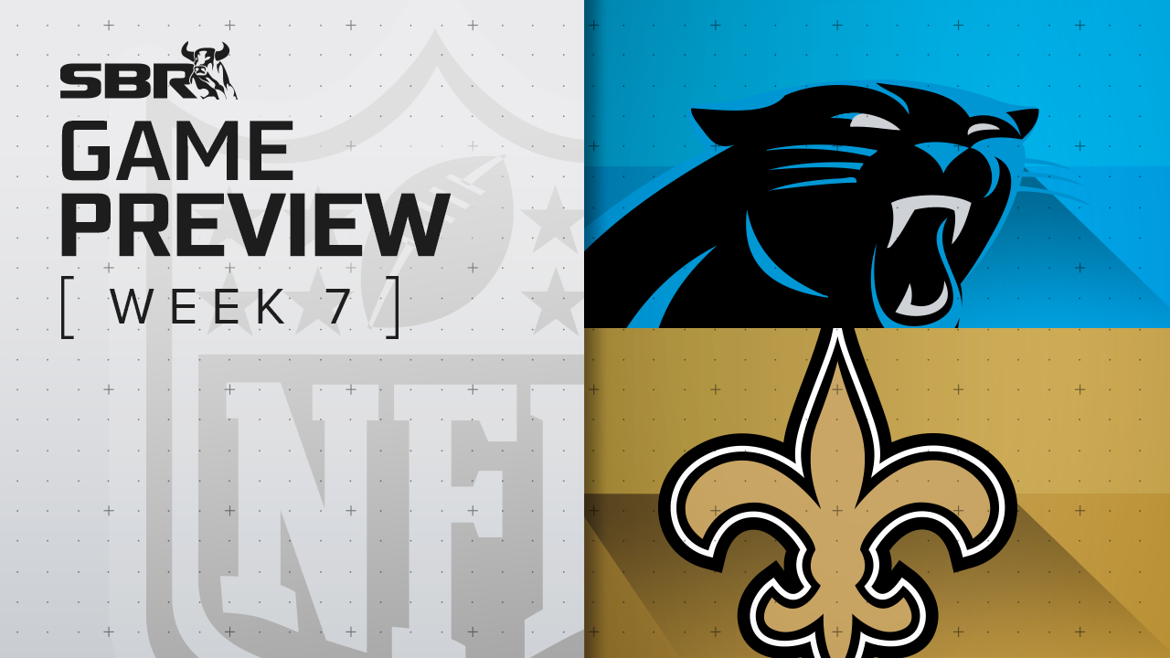 Panthers vs. Saints: NFL Week 7 Picks and Game Predictions