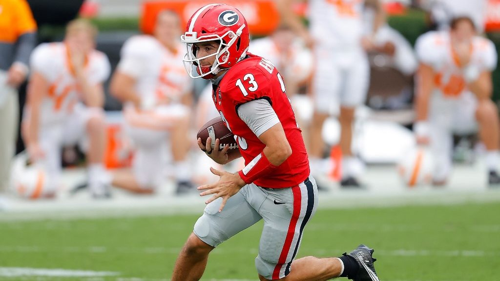 Georgia vs. Kentucky: Week 9 NCAAF Game Predictions and Picks