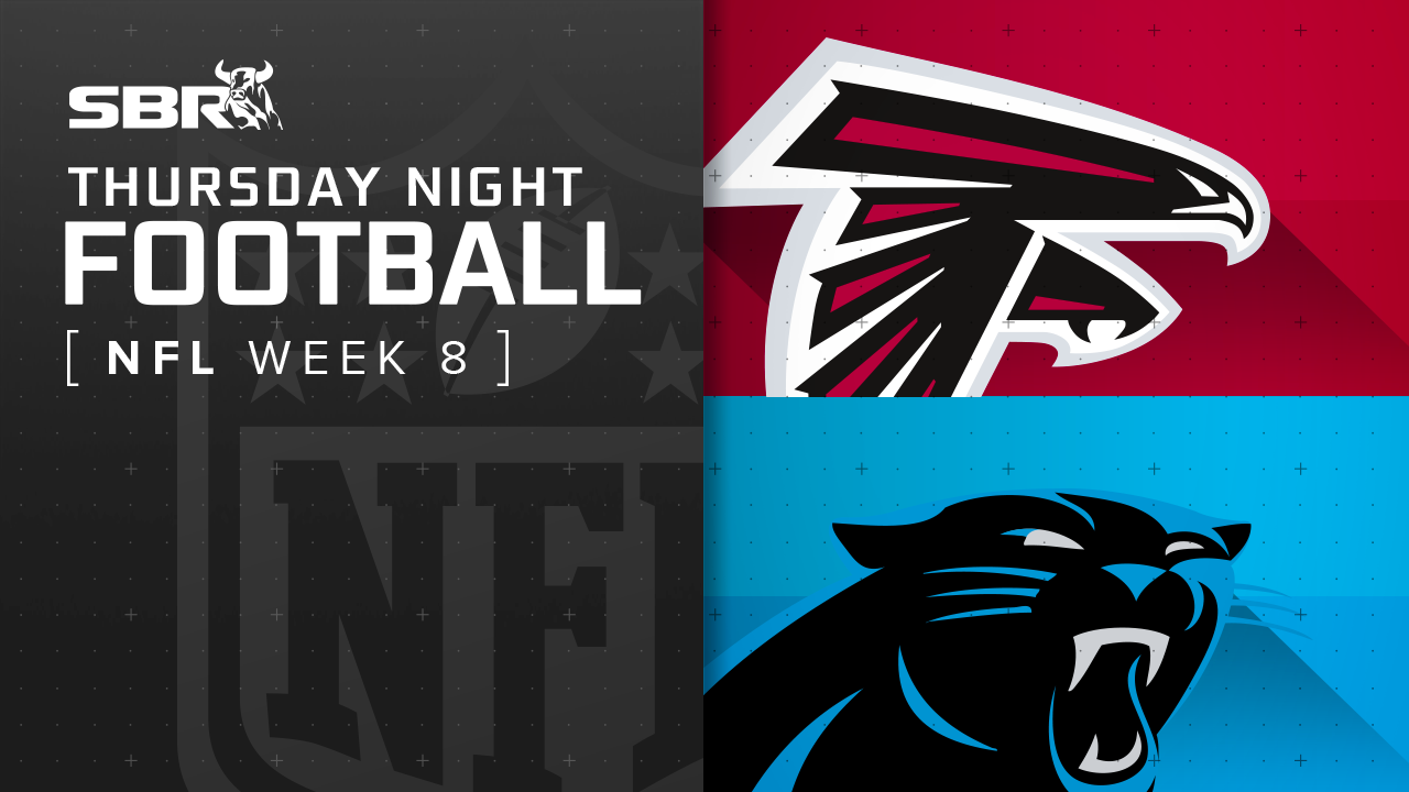 Falcons vs. Panthers: NFL Week 8 Thursday Night Football Picks
