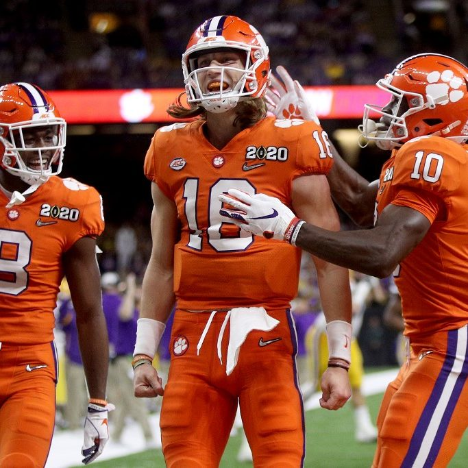 Boston College vs. Clemson: Week 9 NCAAF Betting Picks and Game Predictions