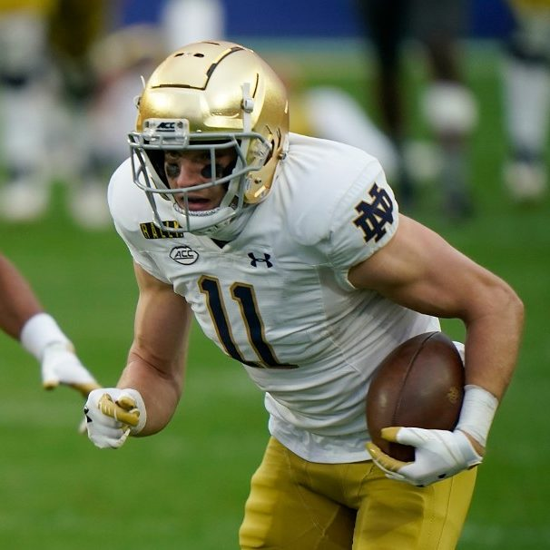 Notre Dame vs. Georgia Tech: NCAAF Week 9 Betting Picks and Game Predictions