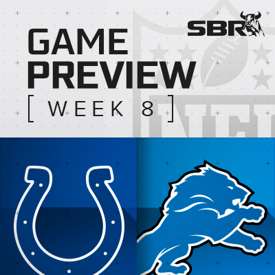 Colts vs. Lions: Week 8 Picks and Game Predictions