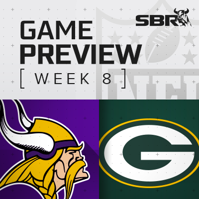 Vikings vs. Packers: Week 8 Picks and Game Predictions