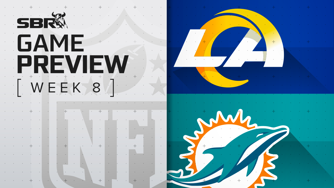 Rams vs. Dolphins: NFL Week 8 Picks and Game Predictions