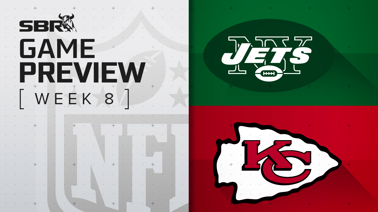 Jets vs. Chiefs: NFL Week 8 Picks and Game Predictions