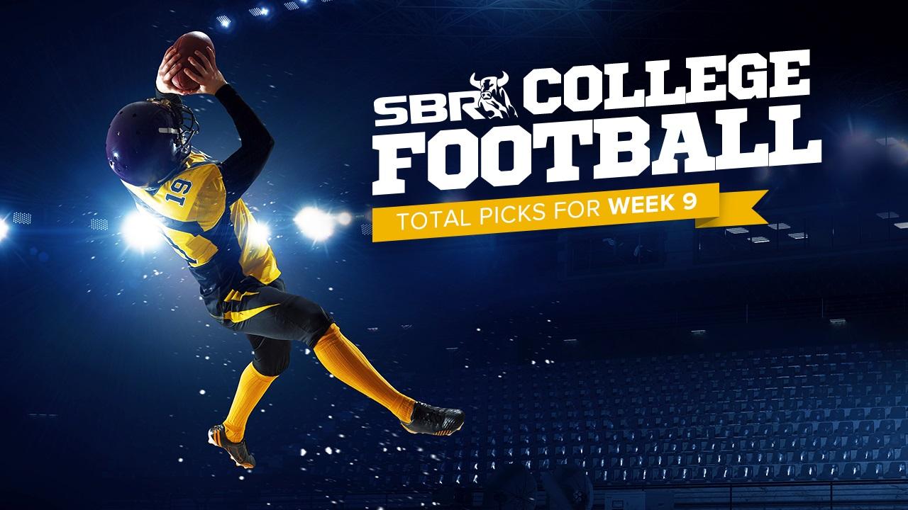 NCAAF Week 9 Predictions: Best Totals Picks