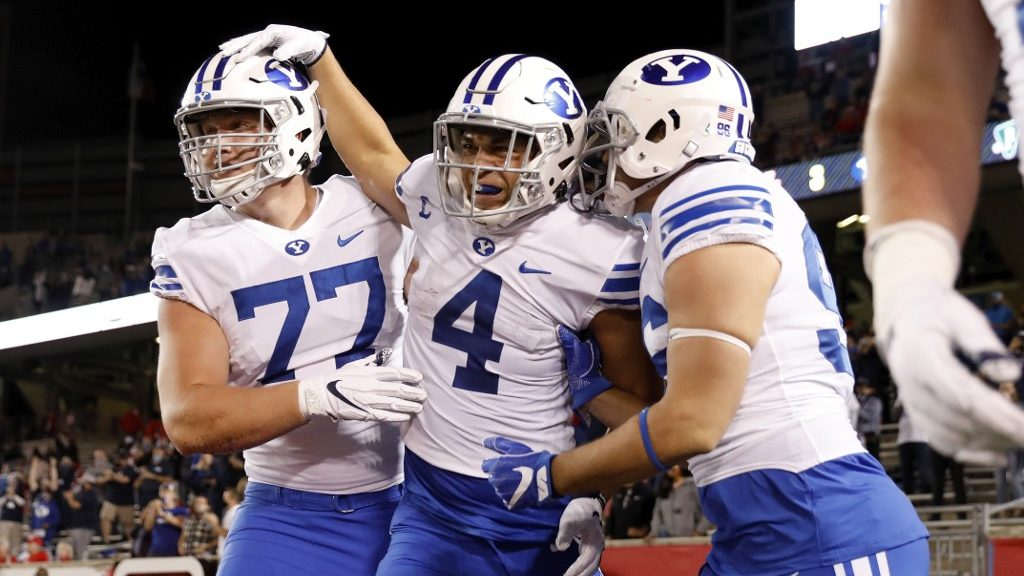 Western Kentucky vs. BYU: NCAAF Week 9 Betting Predictions
