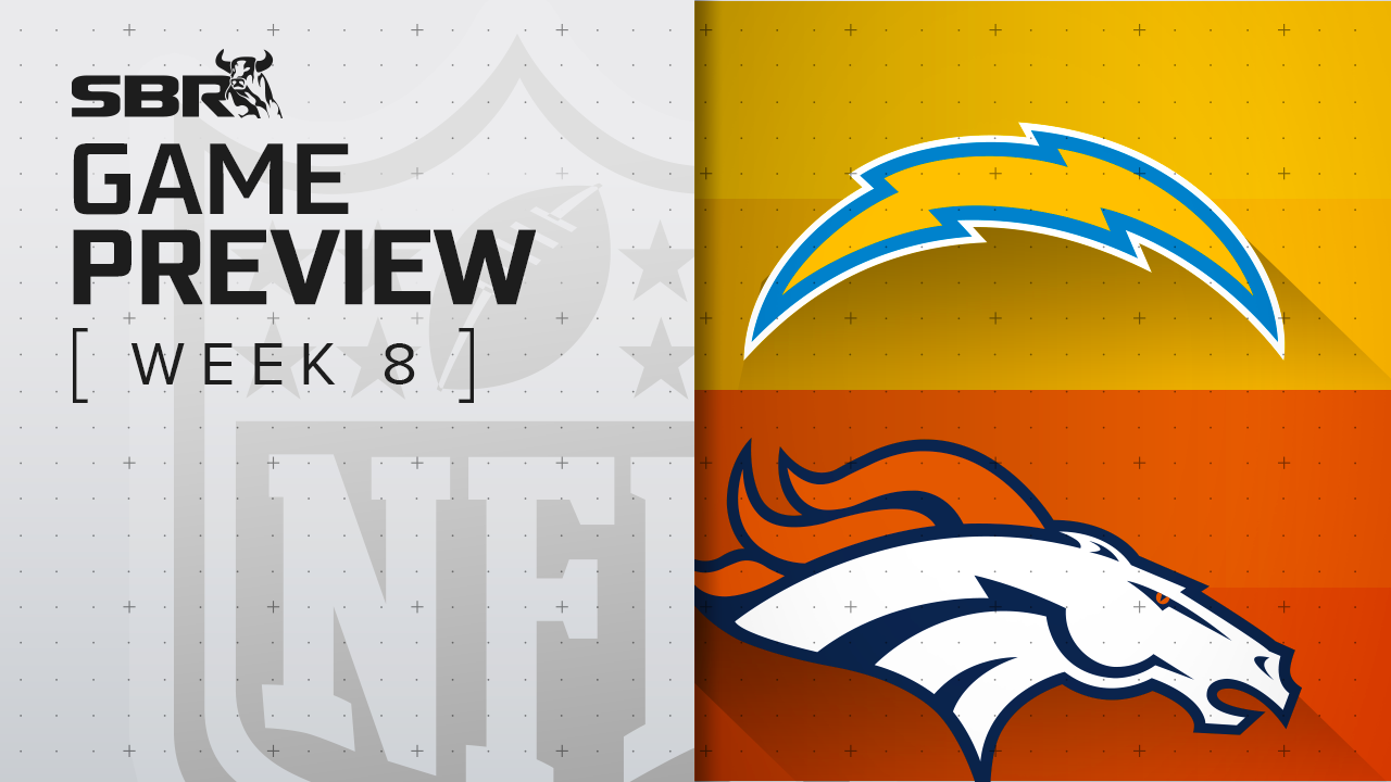 Chargers vs. Broncos: NFL Week 8 Picks and Game Predictions