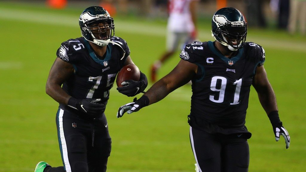 Cowboys vs. Eagles: Week 8 NFL Sunday Night Game Totals Pick