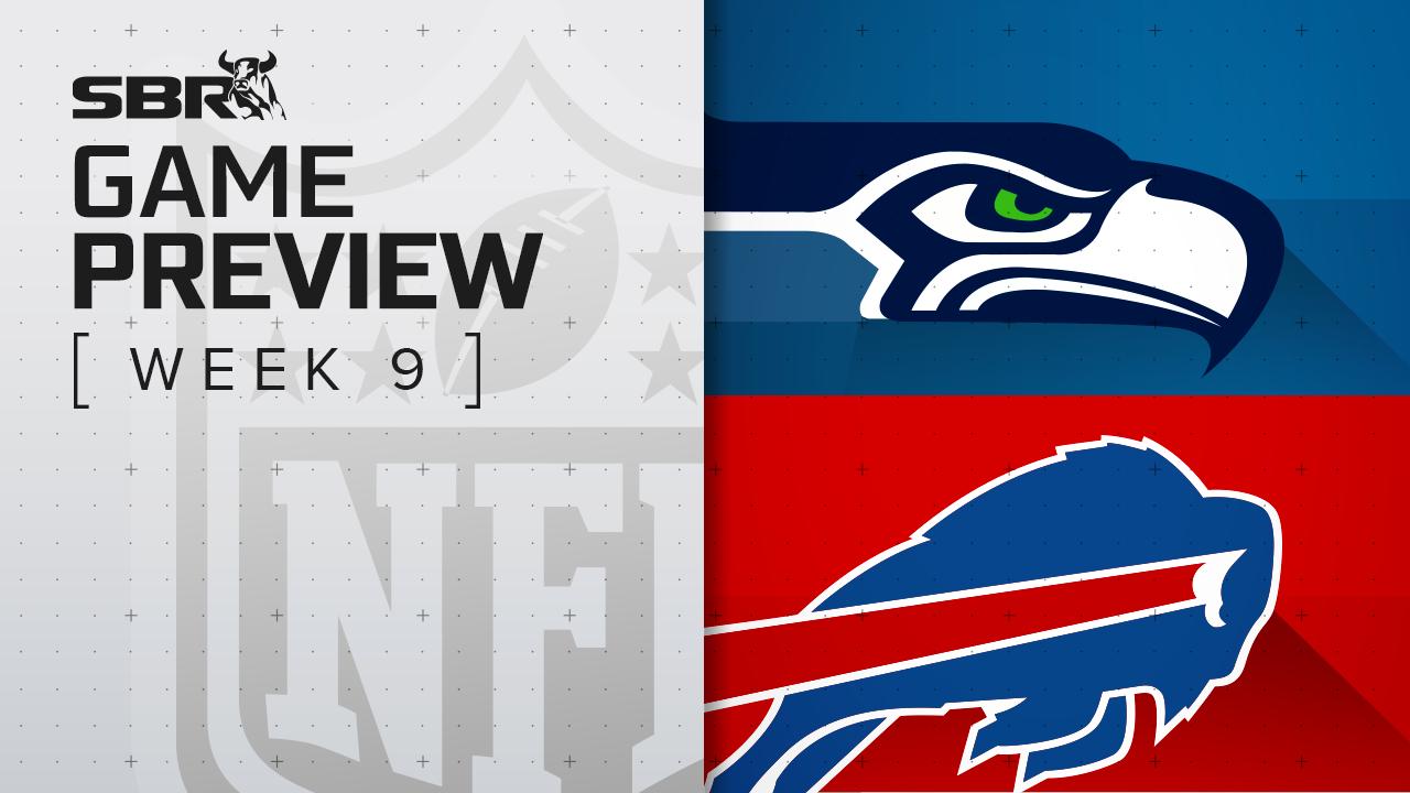 Seahawks vs. Bills: NFL Week 9 Picks and Game Predictions