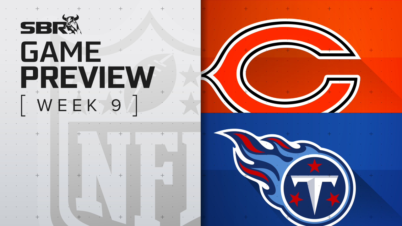 Bears vs. Titans: NFL Week 9 Picks and Game Predictions