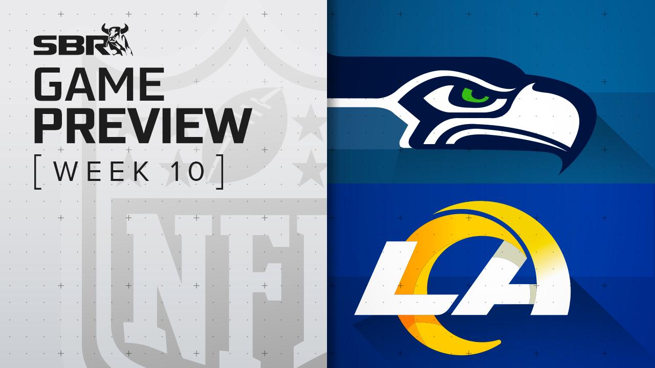 Seahawks Vs Rams Nfl Week 10 Betting Picks And Game Predictions Picks