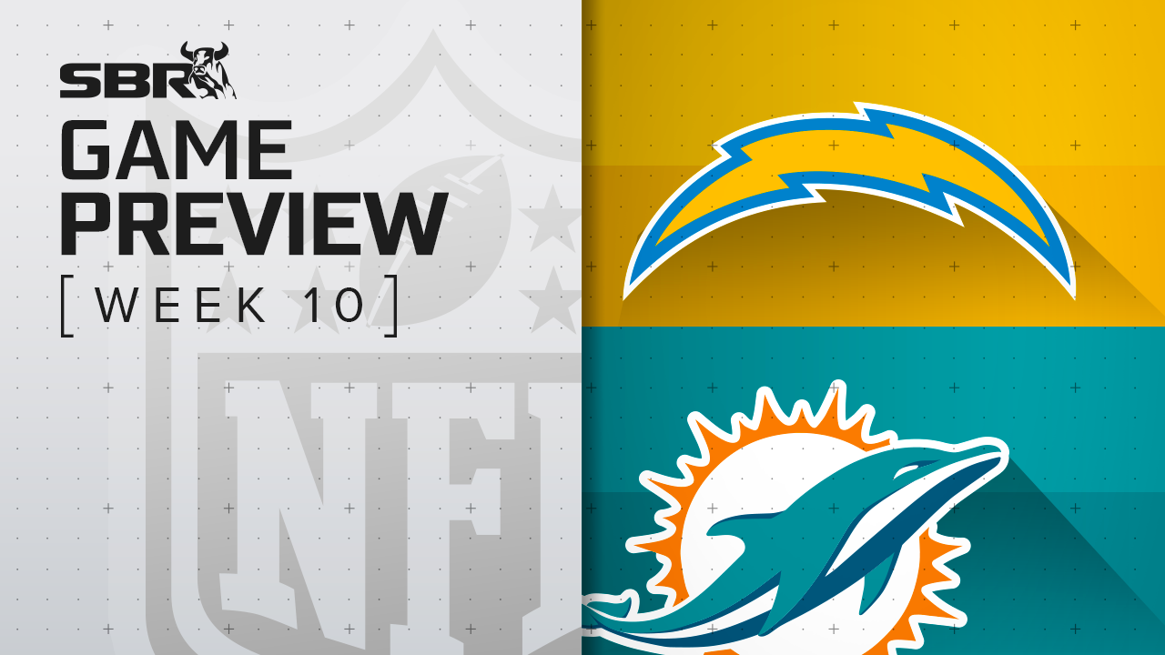Chargers vs. Dolphins: NFL Week 10 Picks and Game Predictions