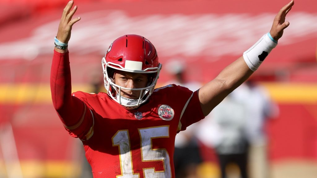 NFL MVP Odds Update: It's a Three-Man Race