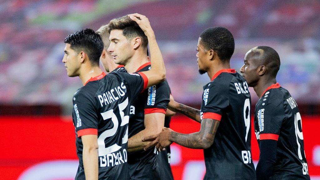 Bundesliga Round 8 Two-Team Banker Parlay at +143