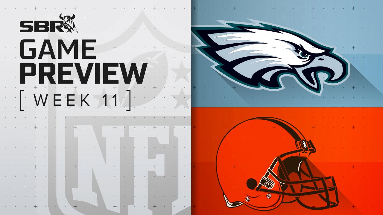 Eagles vs. Browns: NFL Week 11 Picks and Game Predictions