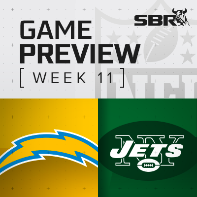 Jets vs. Chargers: NFL Week 11 Picks and Game Predictions