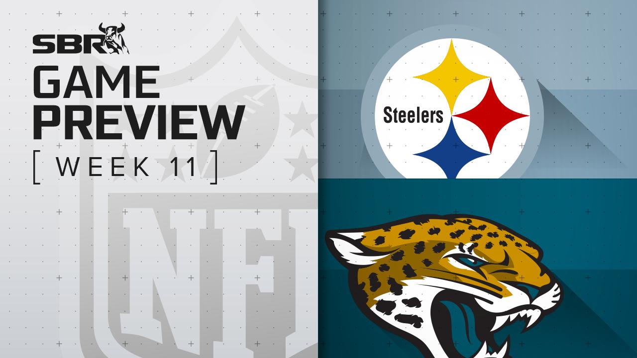 Steelers vs. Jaguars: NFL Week 11 Picks and Game Predictions
