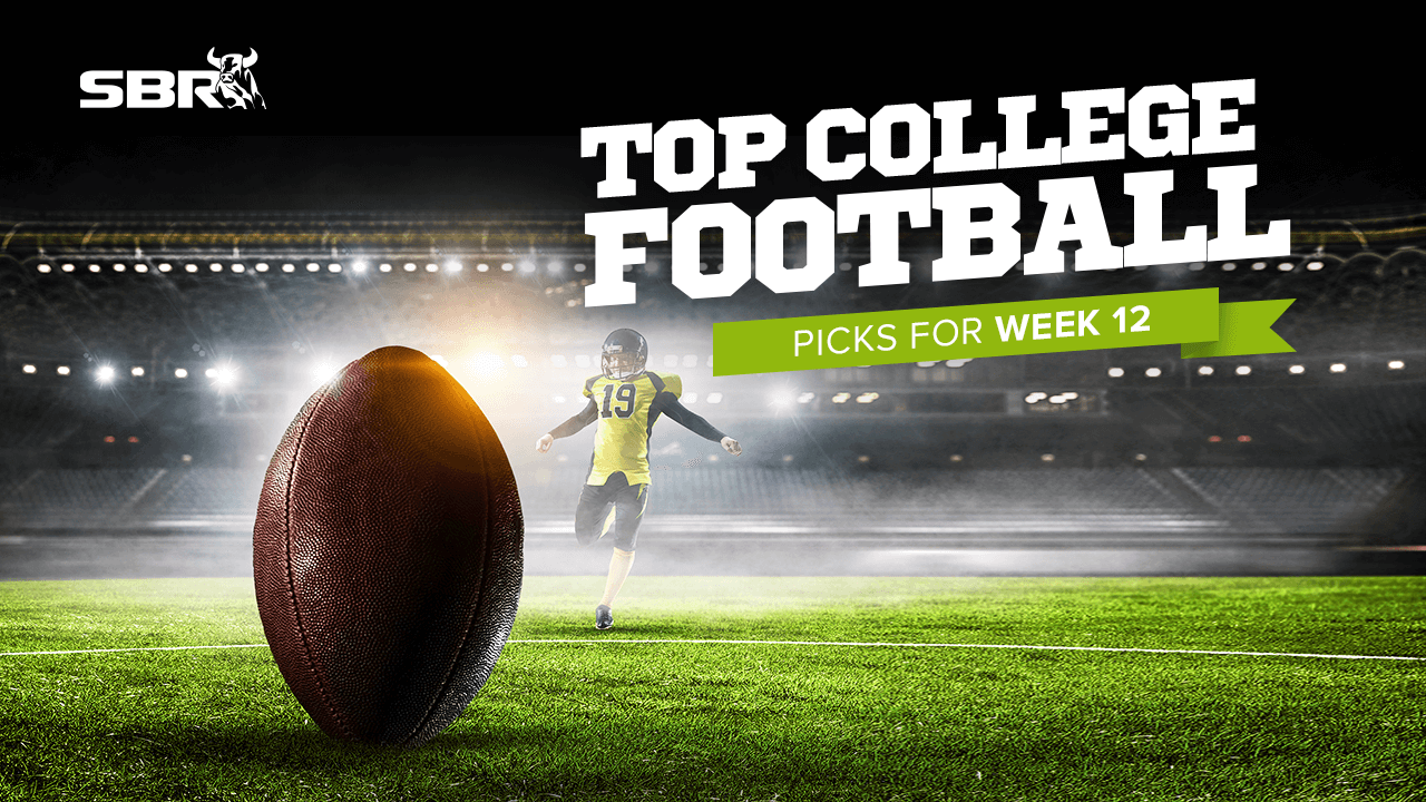 Week 12 NCAAF Top Picks: Moneyline, Against the Spread and Totals