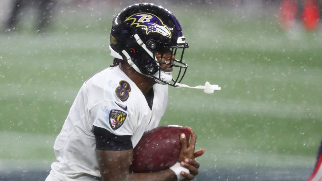 Titans vs. Ravens NFL Week 11: Value Quarterback Props for Tannehill and Jackson