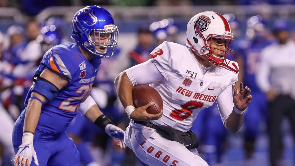 New Mexico vs. Utah State: Week 13 College Football Game Preview