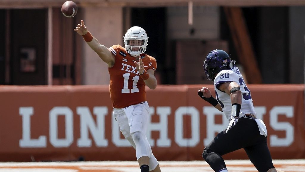 Iowa State vs. Texas: Week 13 College Football Picks and Predictions