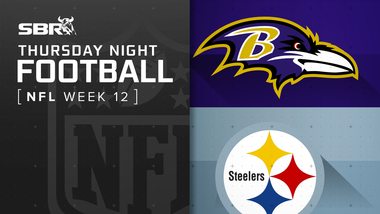 Ravens vs. Steelers: NFL Week 12 Thursday Night Football Picks