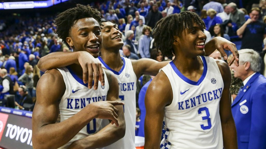 NCAA Basketball Predictions: Can Kentucky Make Final Four?