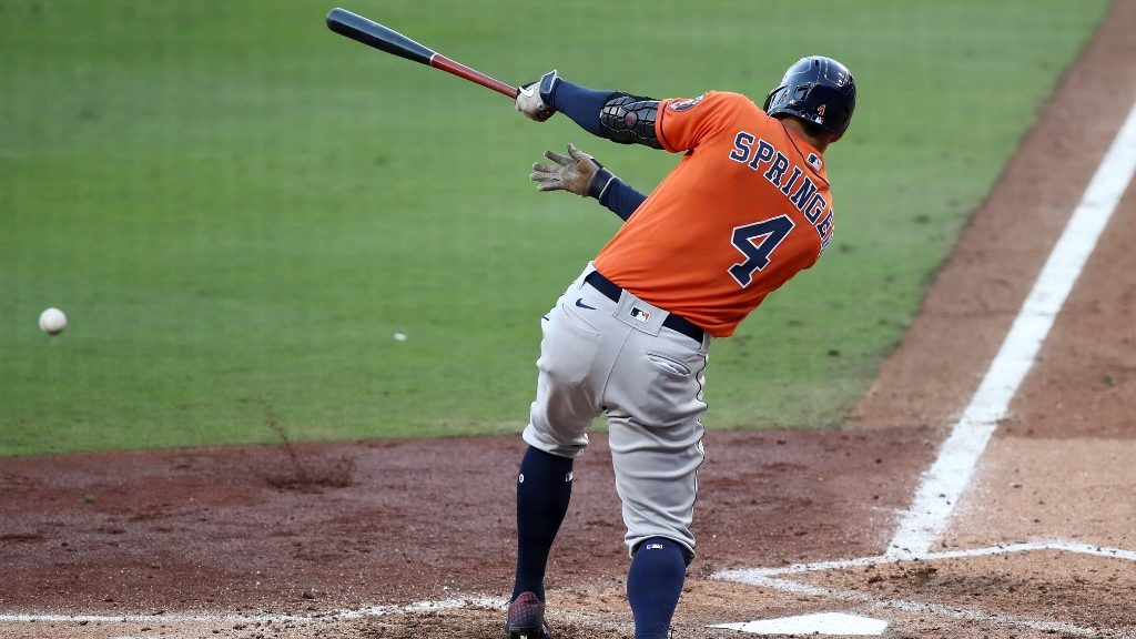 Where Will George Springer Play Next Season?