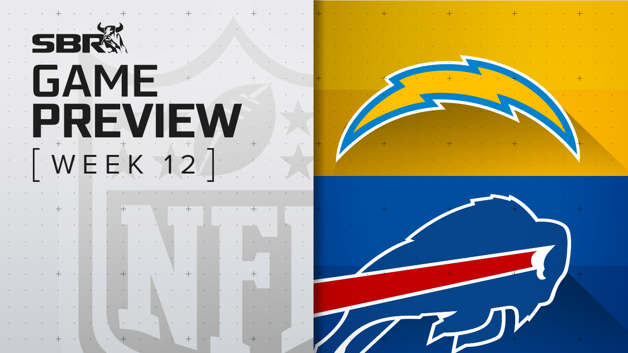 Chargers vs. Bills: NFL Week 12 Picks and Game Predictions