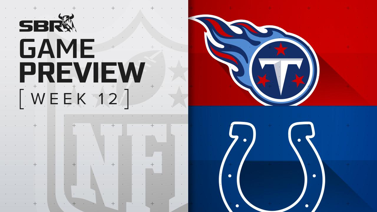 Titans vs. Colts: Week 12 Picks and Game Predictions