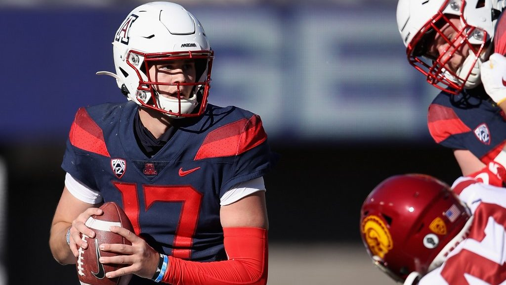Arizona vs. UCLA NCAAF Week 13 Betting Picks and Game Predictions