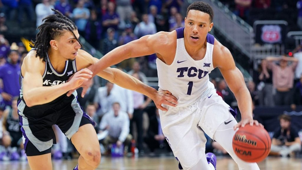 Tulsa vs. TCU: NCAA Basketball Picks and Predictions