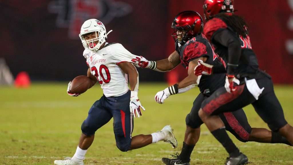 Fresno State vs. Nevada: NCAAF Week 14 Betting Picks and Game Predictions
