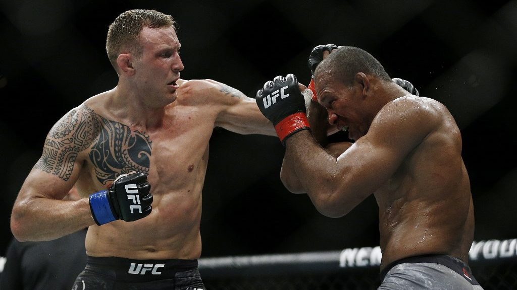 UFC Fight Night: Hermansson vs. Vettori Main Event Odds and Betting Picks