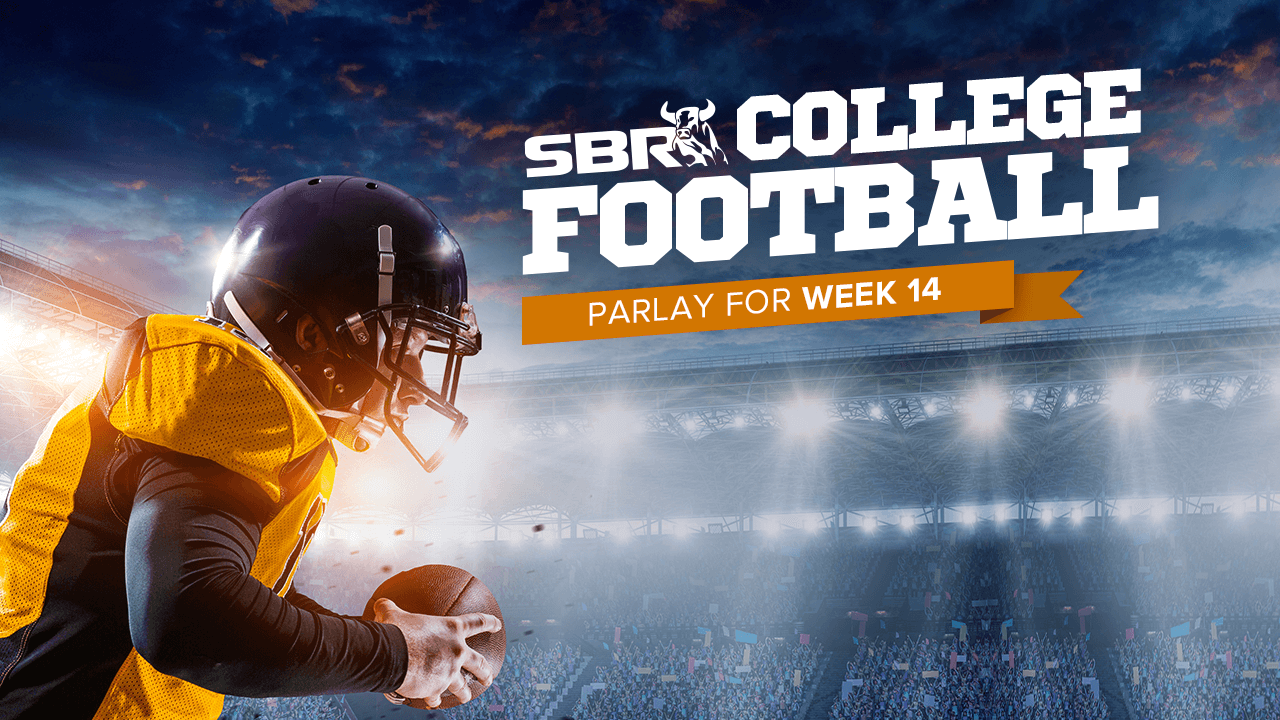 NCAA Football Week 14 Parlay Plays for Saturday