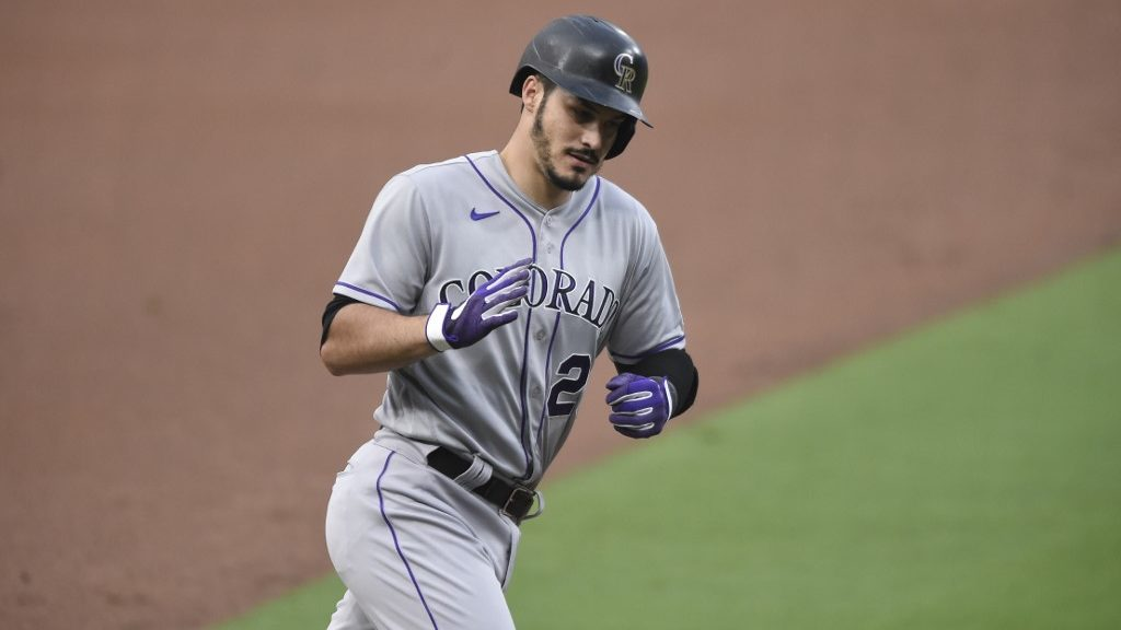 Will the Rockies Trade Nolan Arenado?