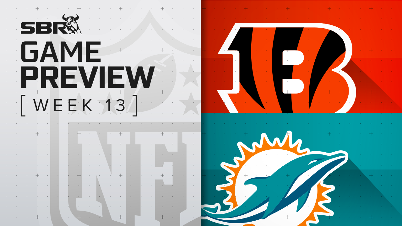 Bengals vs. Dolphins: NFL Week 13 Picks and Game Predictions