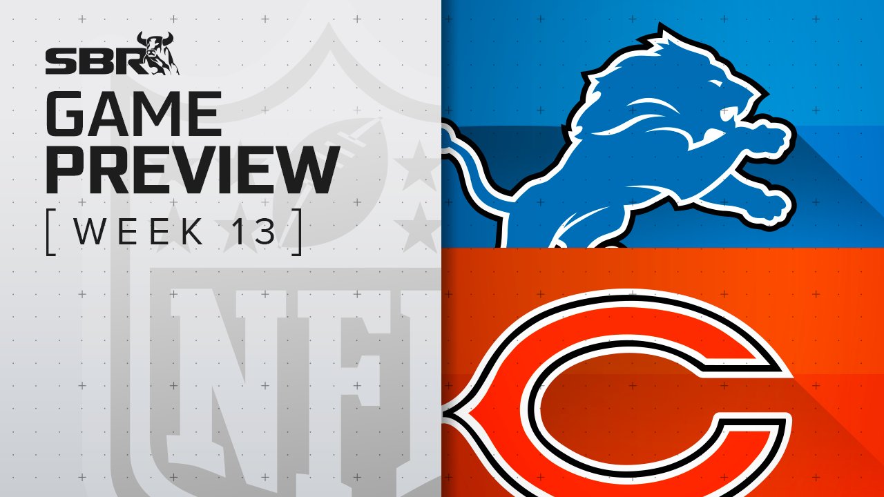 Lions vs. Bears: NFL Week 13 Picks and Game Predictions