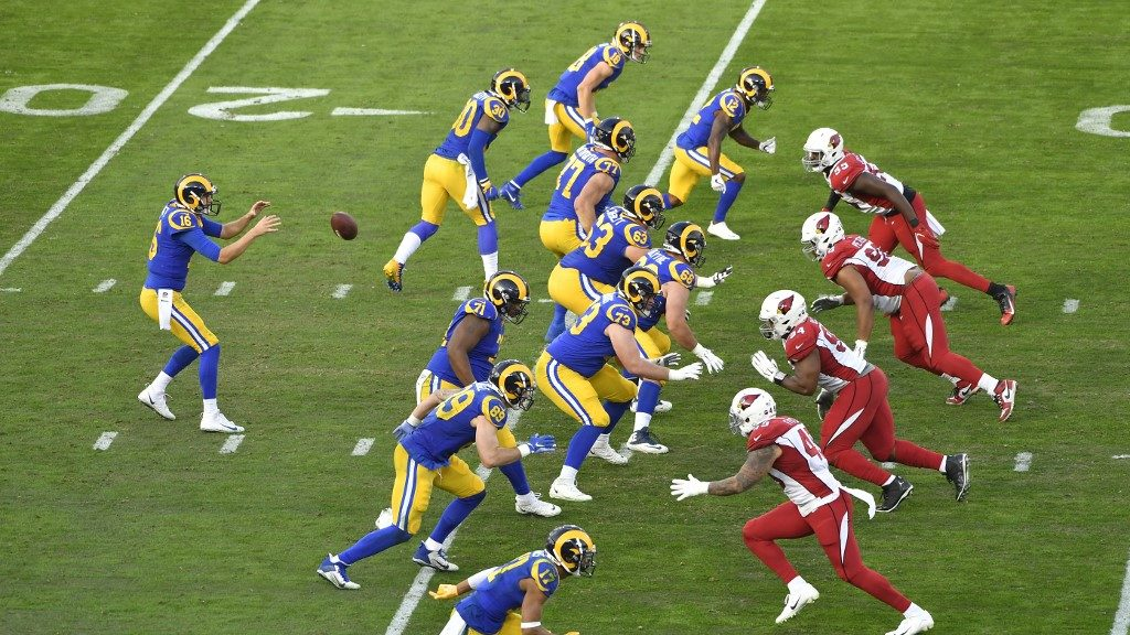 NFL Week 13: Three Keys for the Rams to Beat the Cardinals