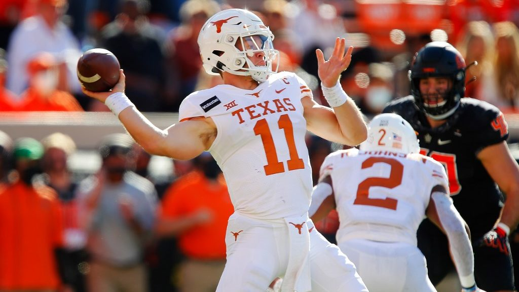 Texas vs. Kansas State: NCAAF Week 14 Picks and Game Predictions