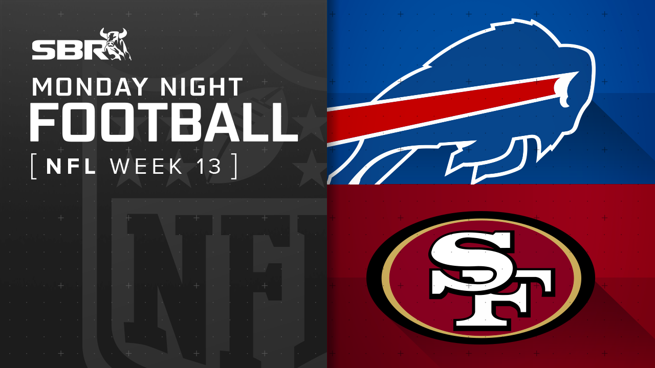 Monday Night Football Game Preview: Bills vs. 49ers