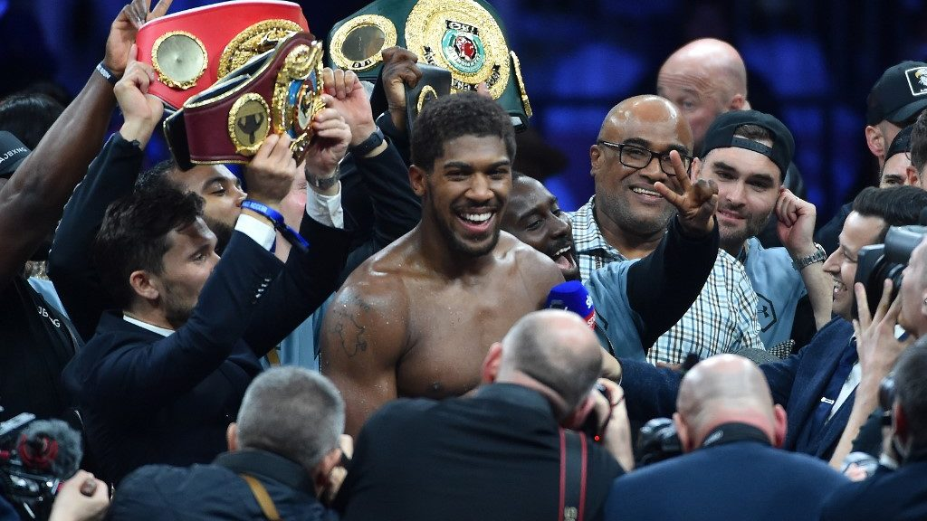 Anthony Joshua vs. Kubrat Pulev Picks and Betting Odds Preview