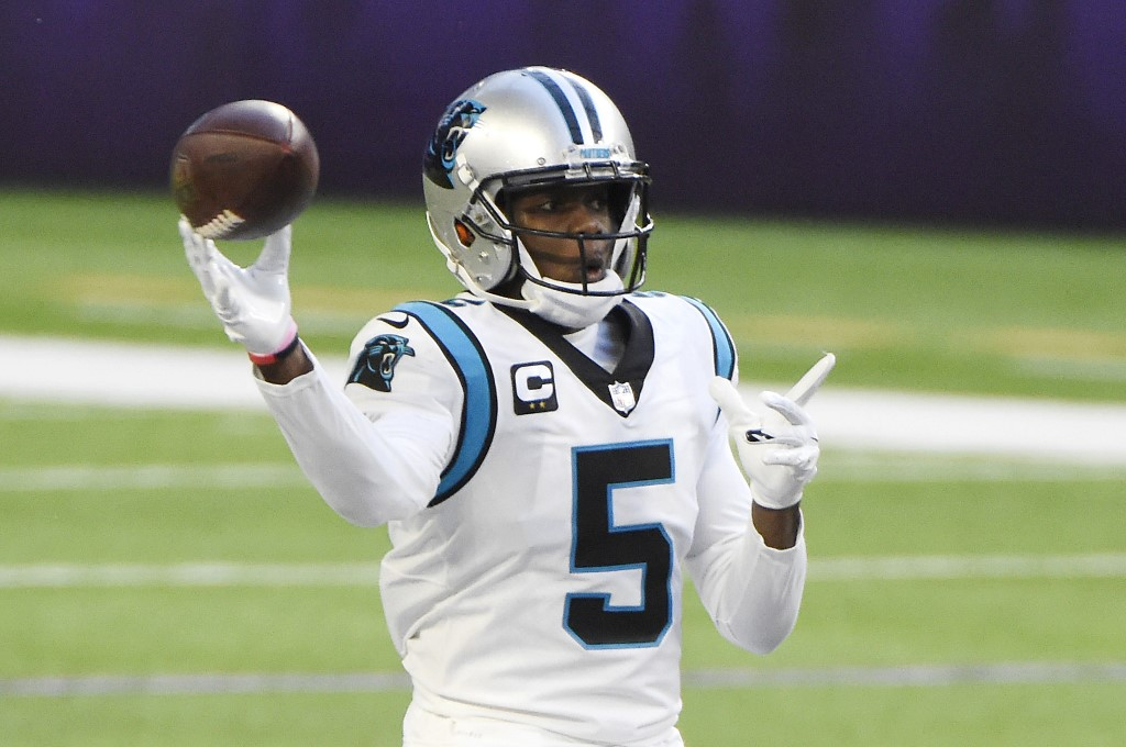 Teddy Bridgewater and the Panthers are tipped as the favorites against the Broncos