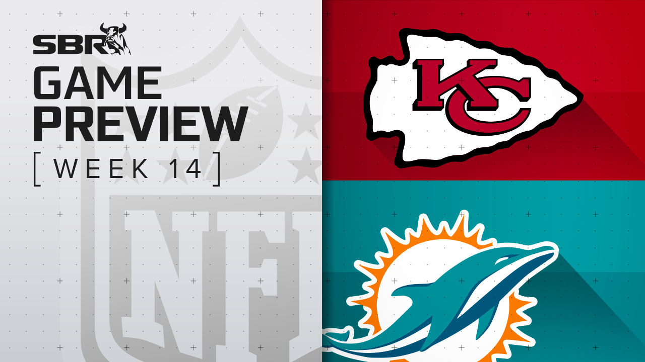 Chiefs vs. Dolphins: NFL Week 14 Picks and Game Predictions